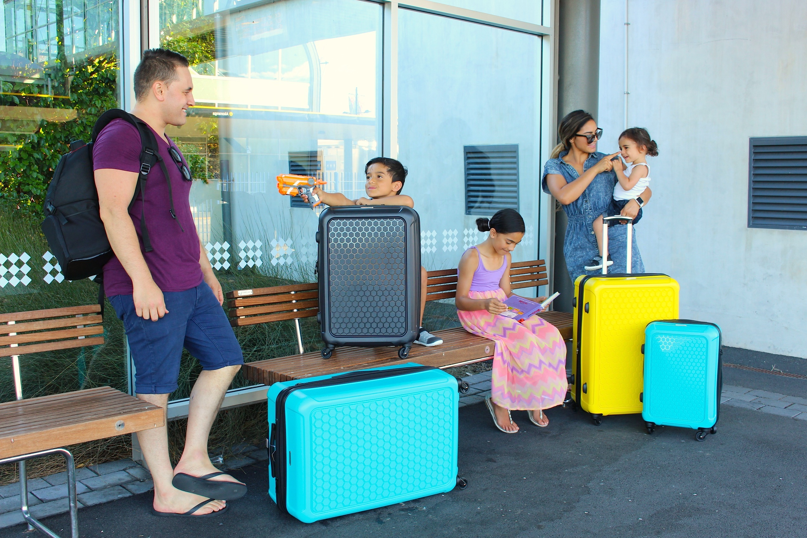 Tips for Travelling with Kids - www.jayandsarah.nz