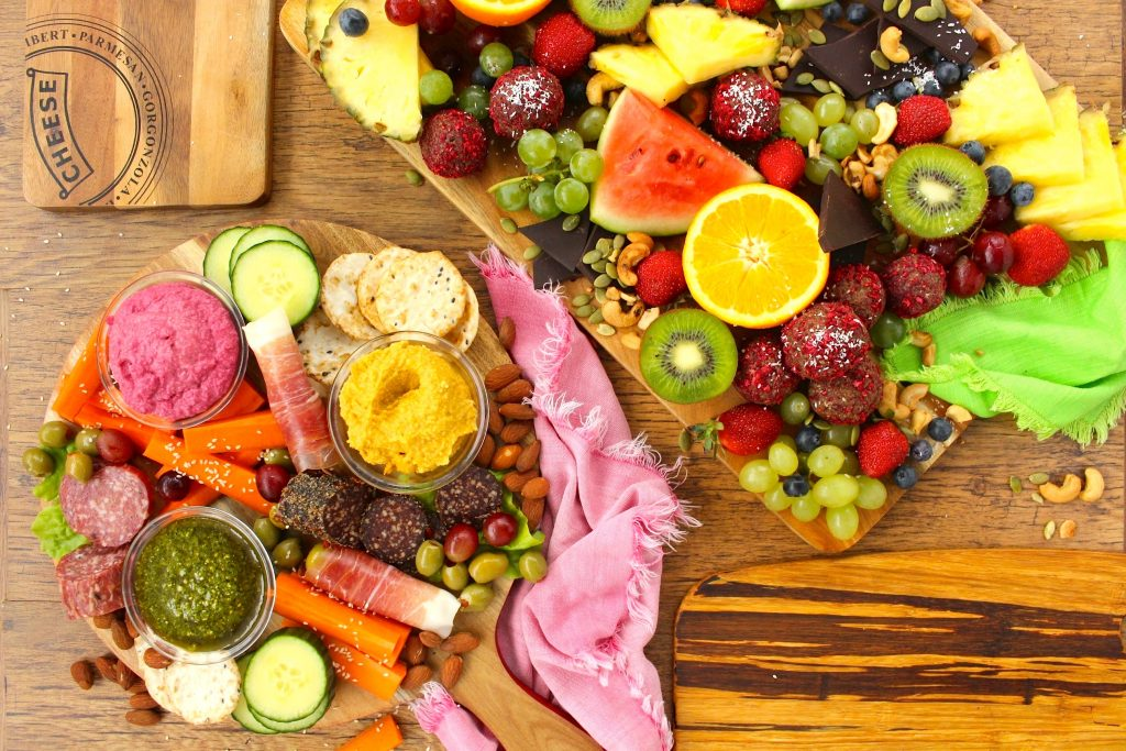 How to present crowd pleasing platters - www.jayandsarah.nz