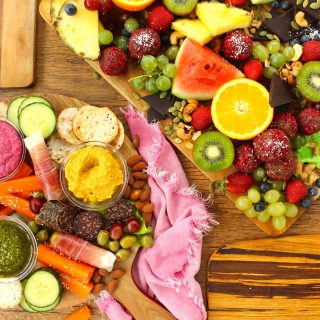 How To Present Crowd Pleasing Platters