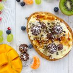 Easter Fruit Pizza - www.jayandsarah.nz