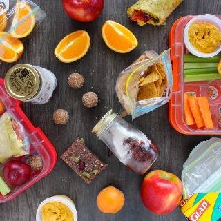 Healthy Kids Lunchbox Tips and Recipe Ideas