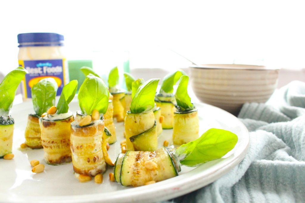 Zucchini Bites - www.jayandsarah.nz